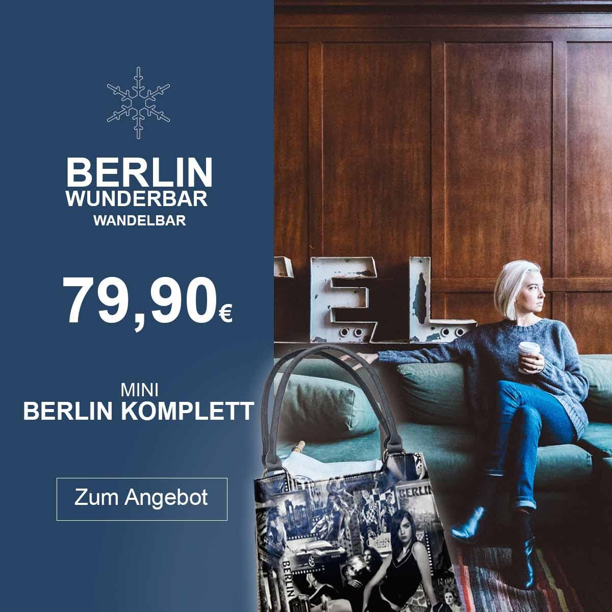 Berlin Komplett Set