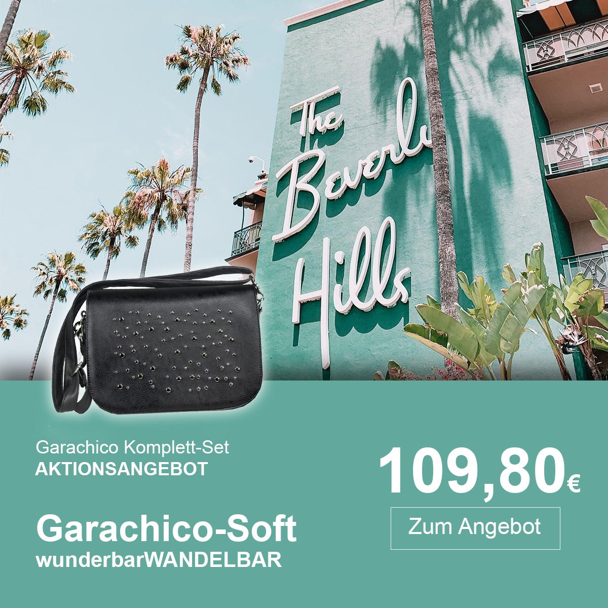 Angebot Soft Bag Garachico Komplett Set Handtasche