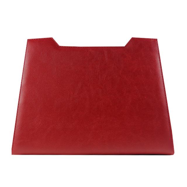 rückseite Korsika rot unifarbend Rot