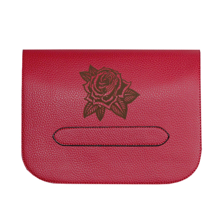 Delieta Wechseldesign soft Bag Rose