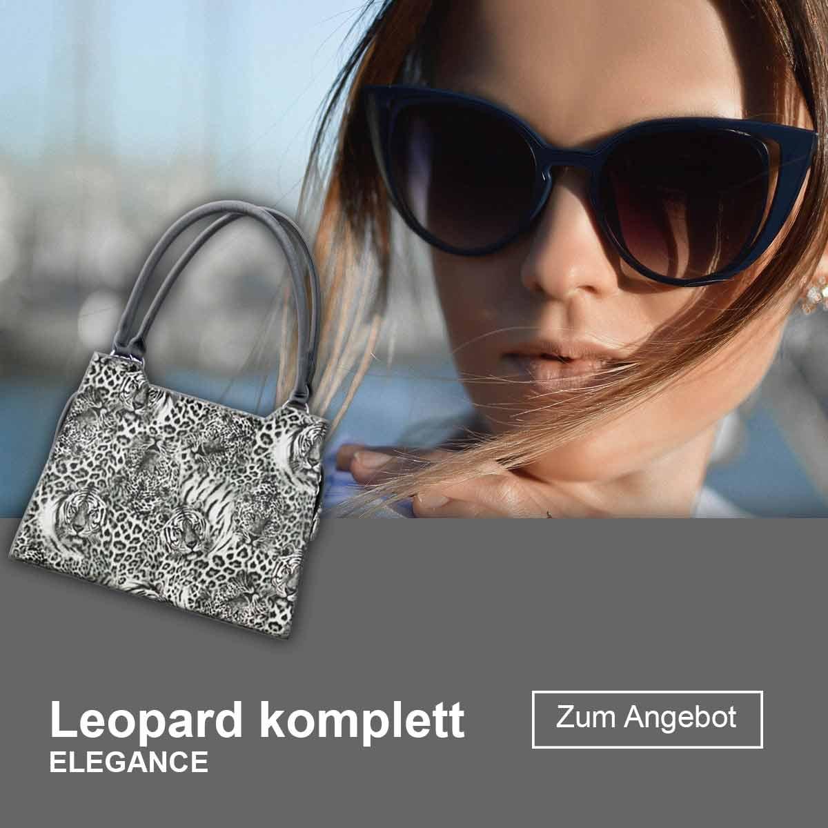 Leopard Komplett Set