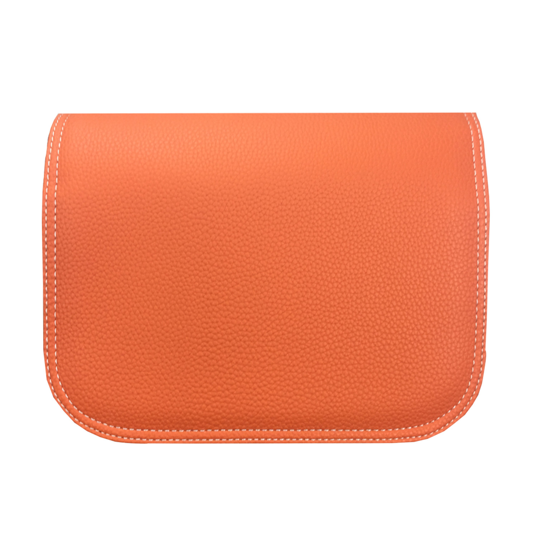 Handtaschen Design in Oronge für Delieta soft Bag