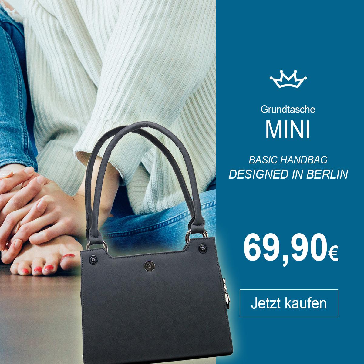 Handtaschen Grundform Delieta mini