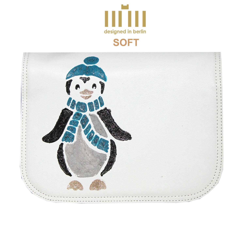 Pinguin blau