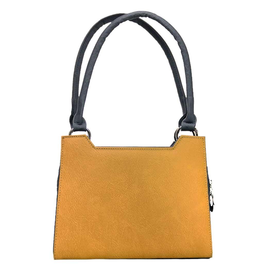 Delieta mini mit ockerfarbenes Design als Sparset