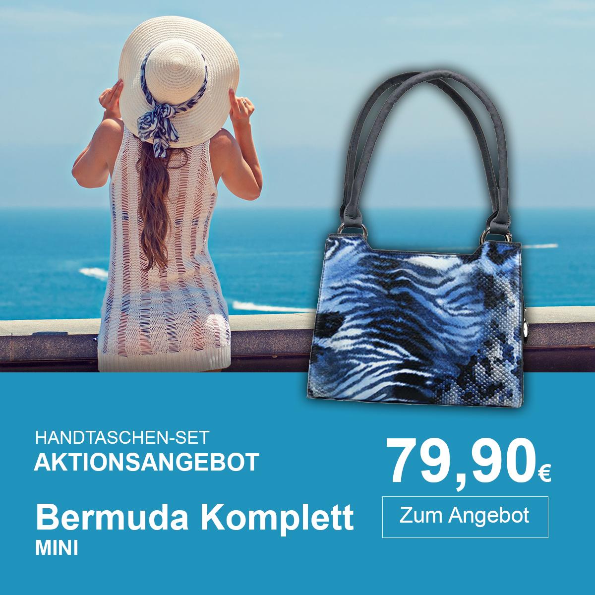Bermuda Komplett Set