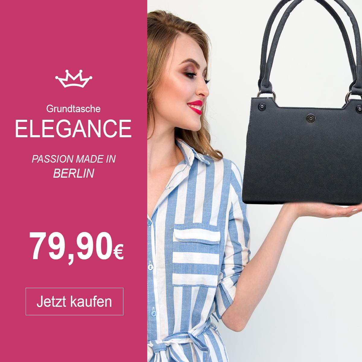 Handtaschen Grundform Delieta elegance