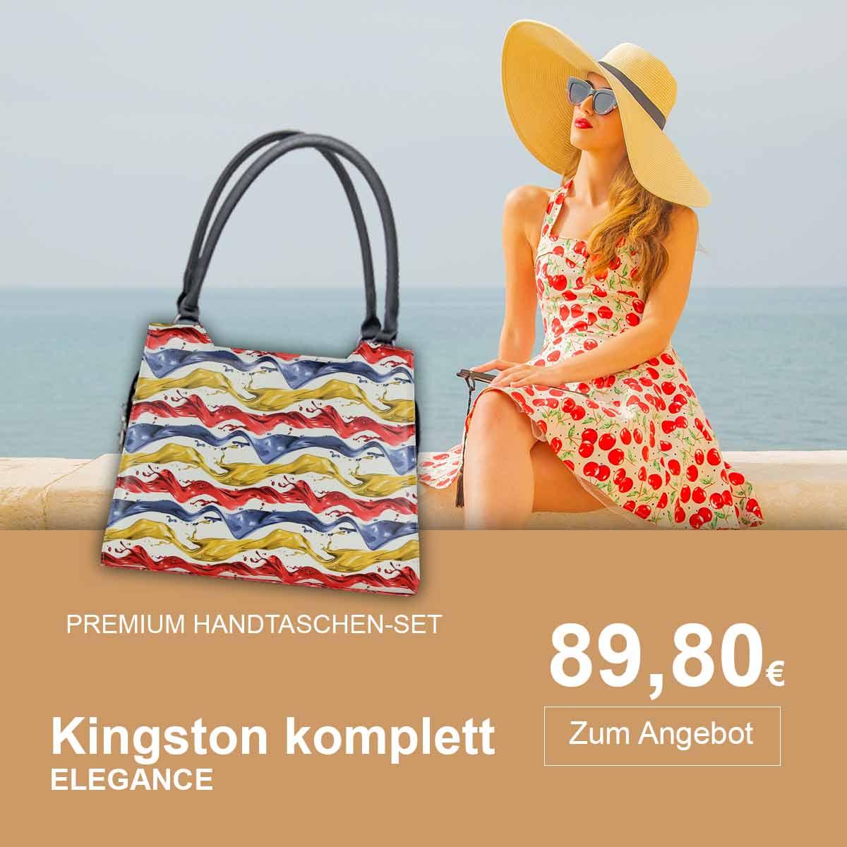 Kingston Komplett Set