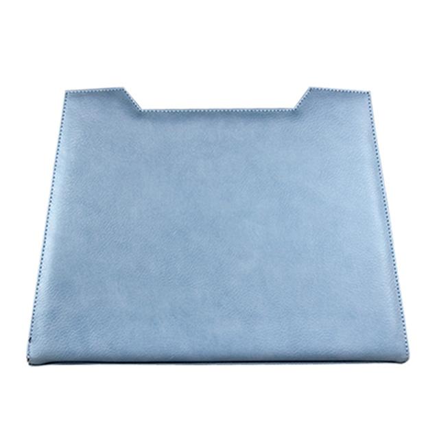 Madala Katze Design Rückseite hellblau