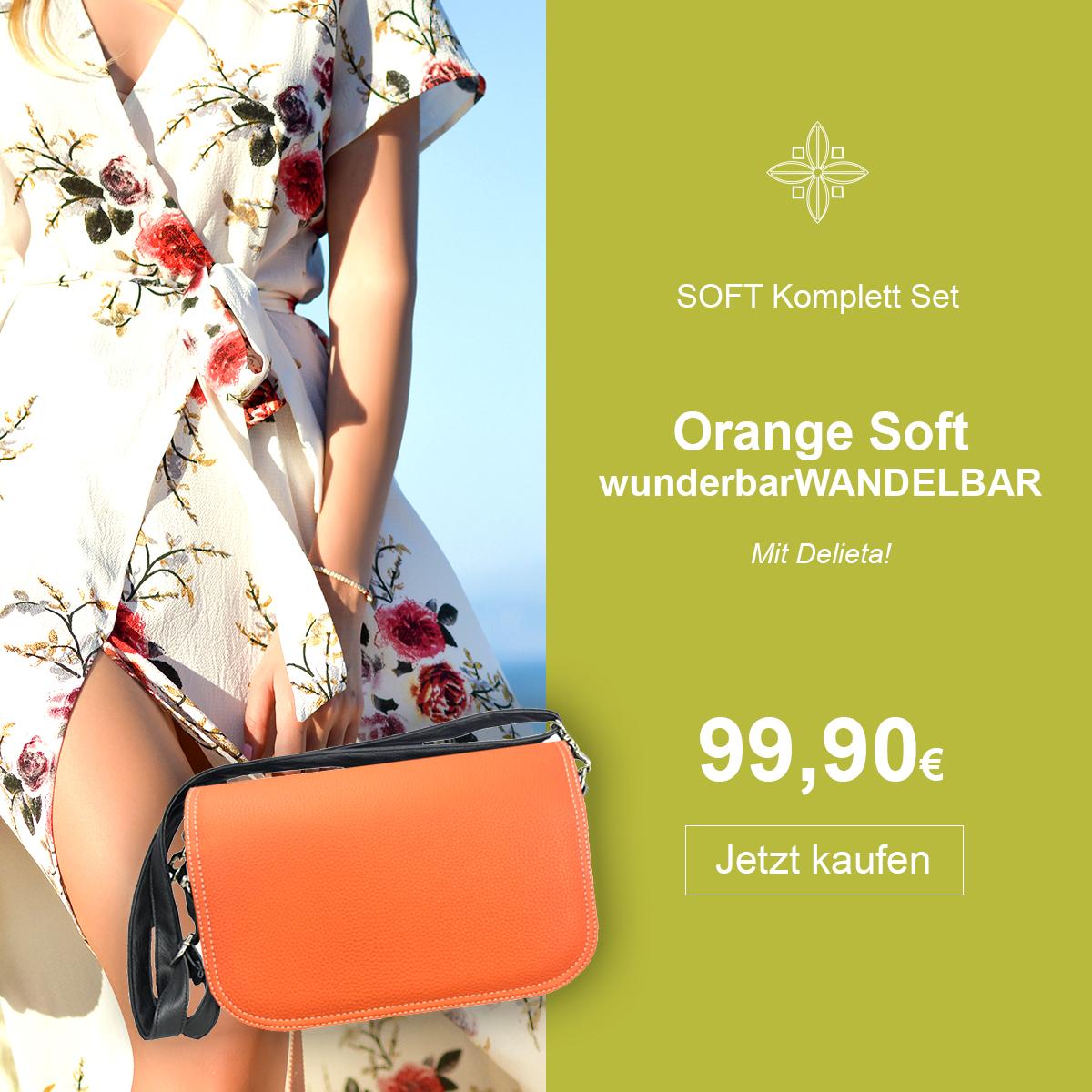 Orange Komplett Set